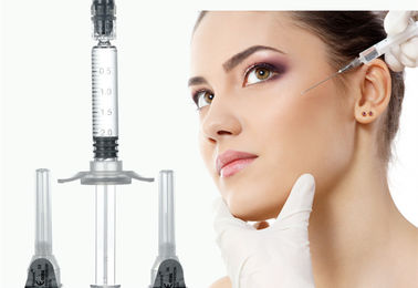 24mg / Ml ML سرم Hyaluronik Acid Dermal Acid Cross Link Link Acid Hyaluronic تزریقی برای قلم تزریقی